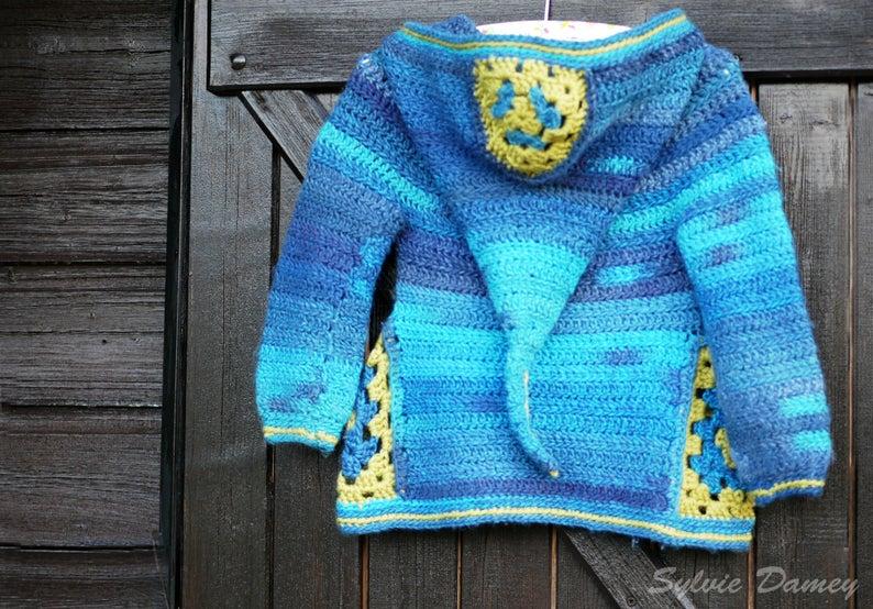 crochet patterns designed by Sylvie Damey of Sylvie Damey Crochet #crochet