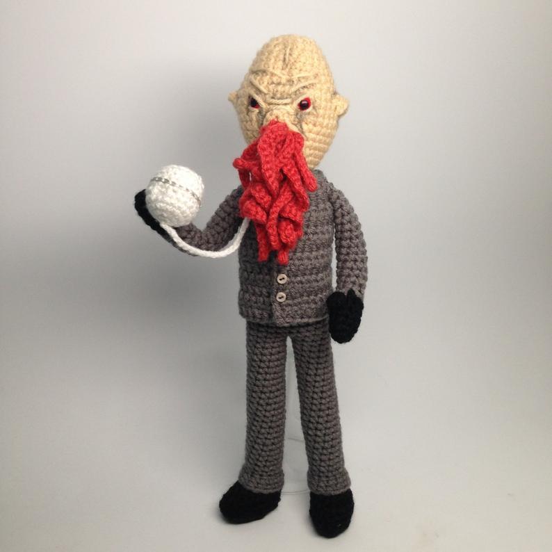 crochet amigurumi pattern designed by Allison Hoffman, aka Craft Is Cool #crochet