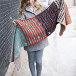 Crochet An Oversized Chunky Blanket Scarf … Love It! Maybe Inspired By Lenny Kravitz? A Little Bit? Maybe?