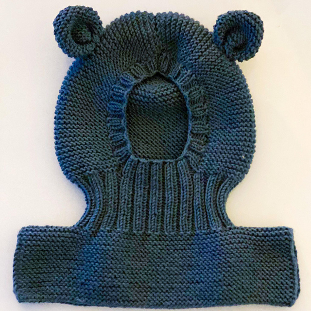 Am I Too Old To Wear This Brilliant 'Bearclava'? I Don't Care, I'm Knitting One!