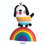 This Rainbow Dog Amigurumi Pattern Is The Cutest Thing …
