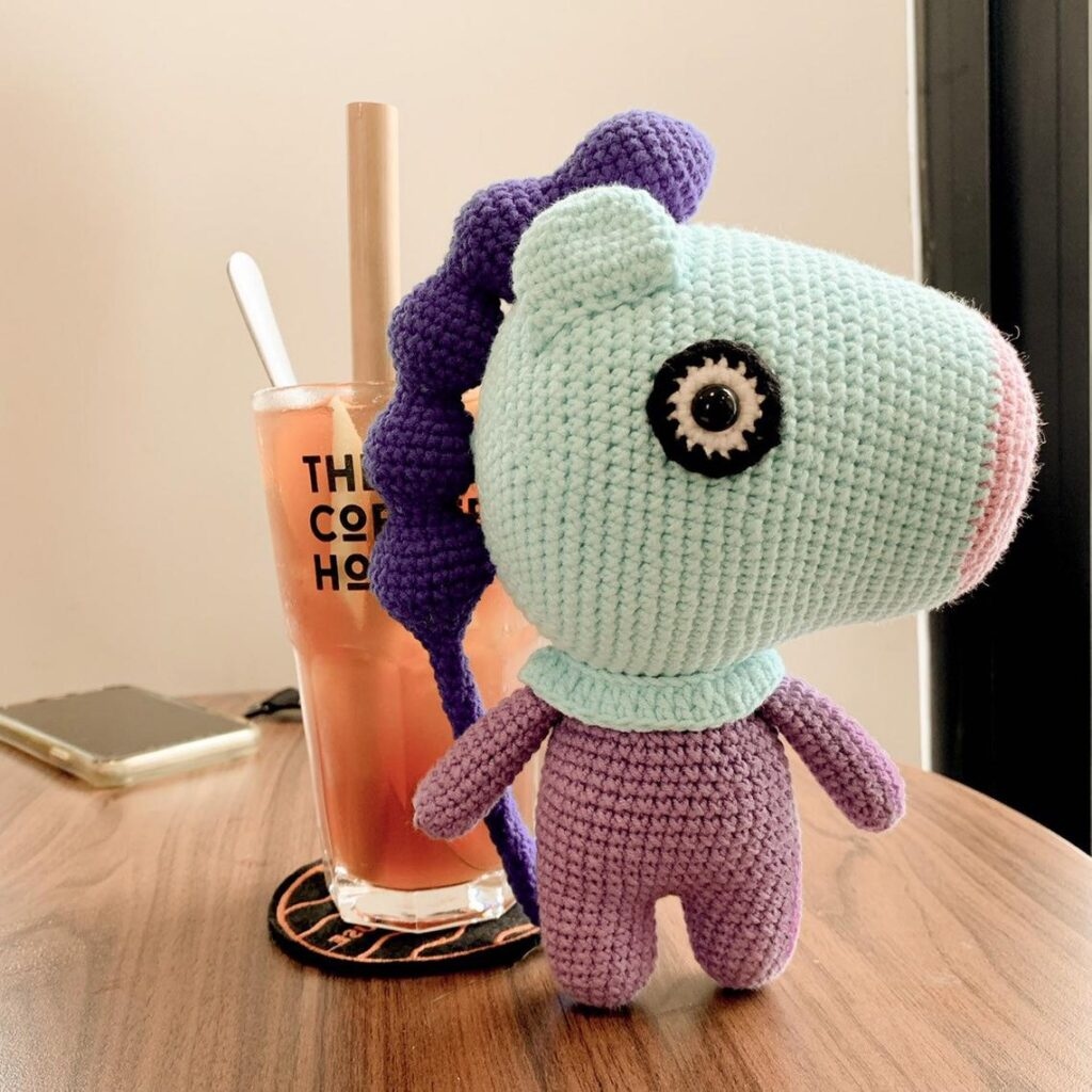 The Best BTS Line Friends Amigurumi Are Here, Patterns To Crochet Them All!
