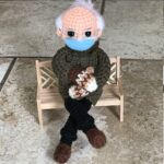 The Best Bernie Sanders Doll Pattern, Yes, That One, The One With The Mittens!