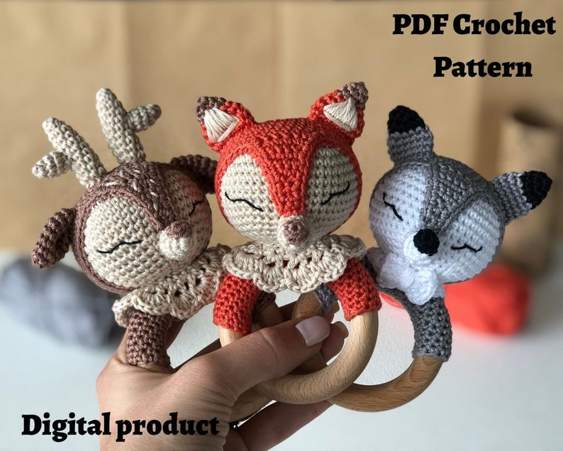 crochet patterns for babies designed by Vinera Eyer Patterns #crochet