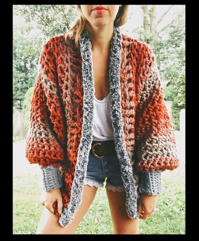 Oh My Gosh, This Super Duper Crochet Vest Is The Cutest