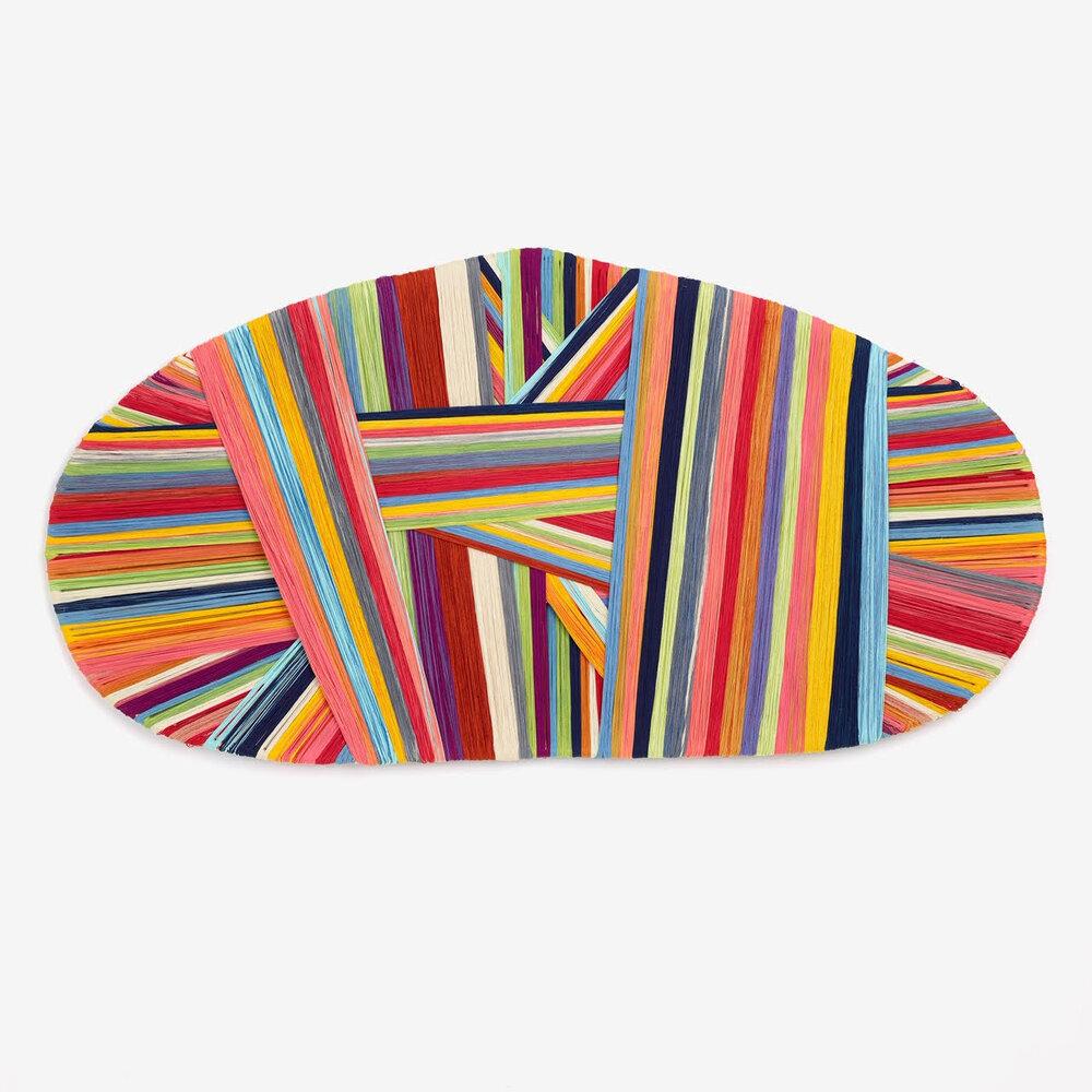 Massive & Fabulous Fiber Art Weaving By Tammy Kanat