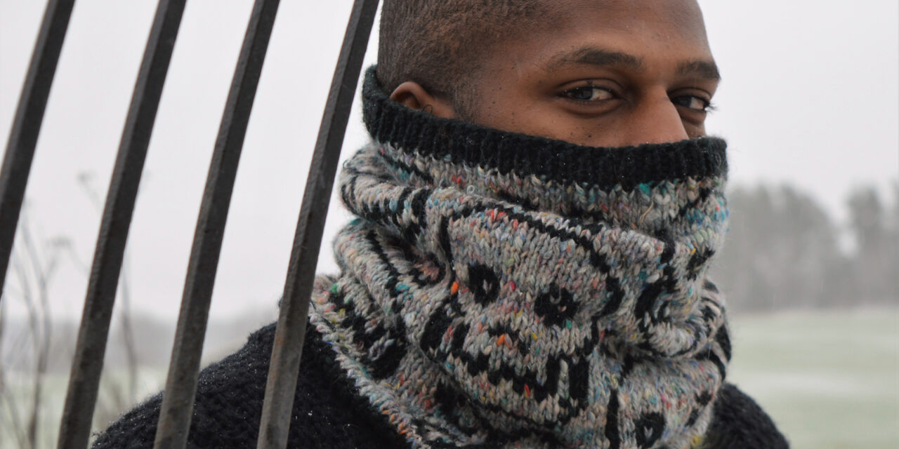 I'm In Love With This Papa Spooky Cowl Designed By Shauna Caffrey … Free Pattern!