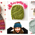 Designer Spotlight: Cozy & Colorful Knitting Patterns From Aspen Leaf Knits