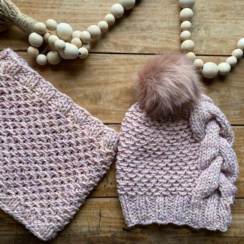 knit and crochet patterns designed by Seniya Studio