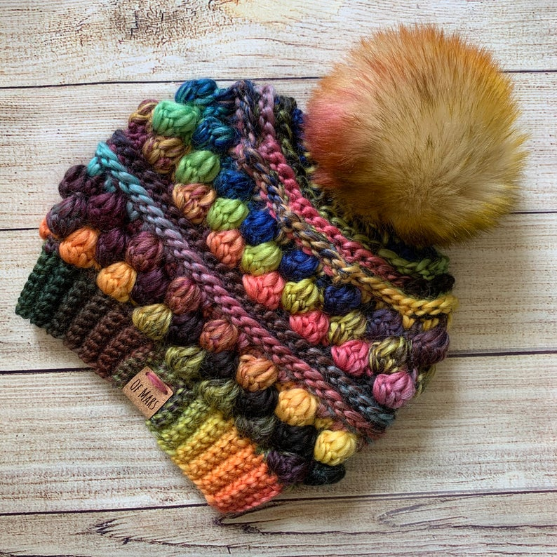 patterns designed by Hannah of OfMars #crochet