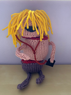 Knit You Favorite 'Dumb Ways To Die' Characters With This Amigurumi Collection Designed By Carrie Atwood