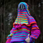 Unusual & Unexpected … New Cyclopean Sweater From Fiber Artist Tracy Widdess