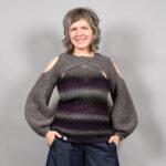 Veronika Glitsch's Vero Sleeve Bolero Is The Wearable Art Project Of Your Dreams …