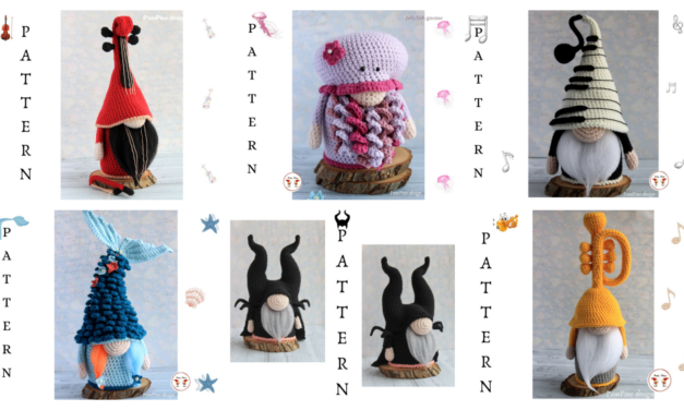 Oh Gnome You Didn't! These Quirky Gnome Patterns For Crocheters Will Have You Laughing For Days …