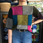 You're Just 24 Granny Squares Away From The Perfect Sweater Solution … It's Soooo Simple!