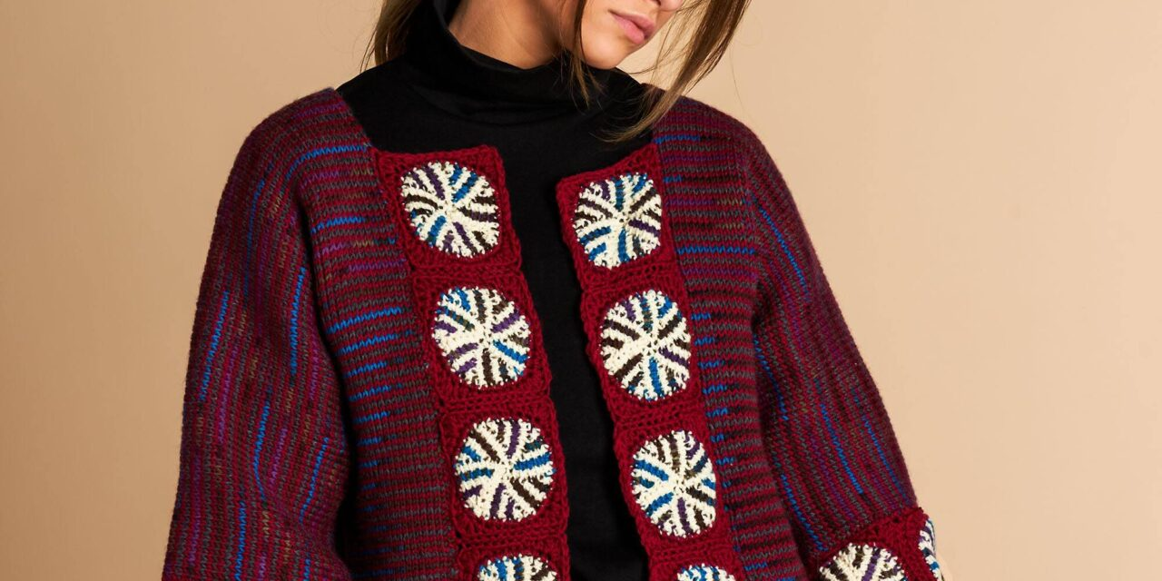 This Might Be The Pattern That Inspires You To Try Tunisian Crochet and Good News, It's Free