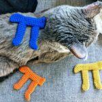 Sir Purl Grey's Free Pi Symbol Amigurumi Pattern For Crocheters