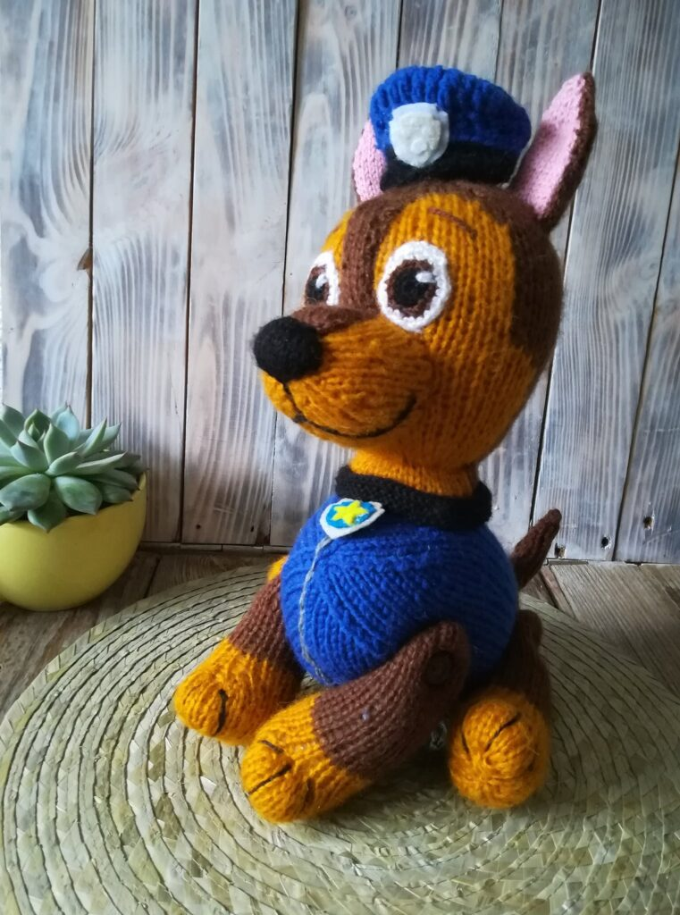5 Awesome Paw Patrol Amigurumi Doll Patterns For Knitters!