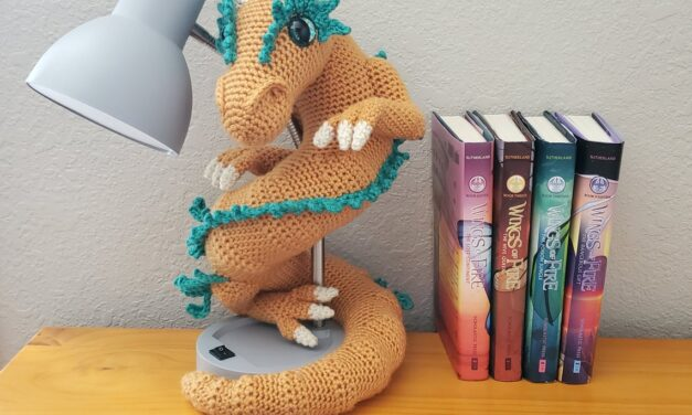 Crochet A Celestial Dragon Designed By Kati Brown Of Hooked By Kati … This Is The Very Definition Of Unique!