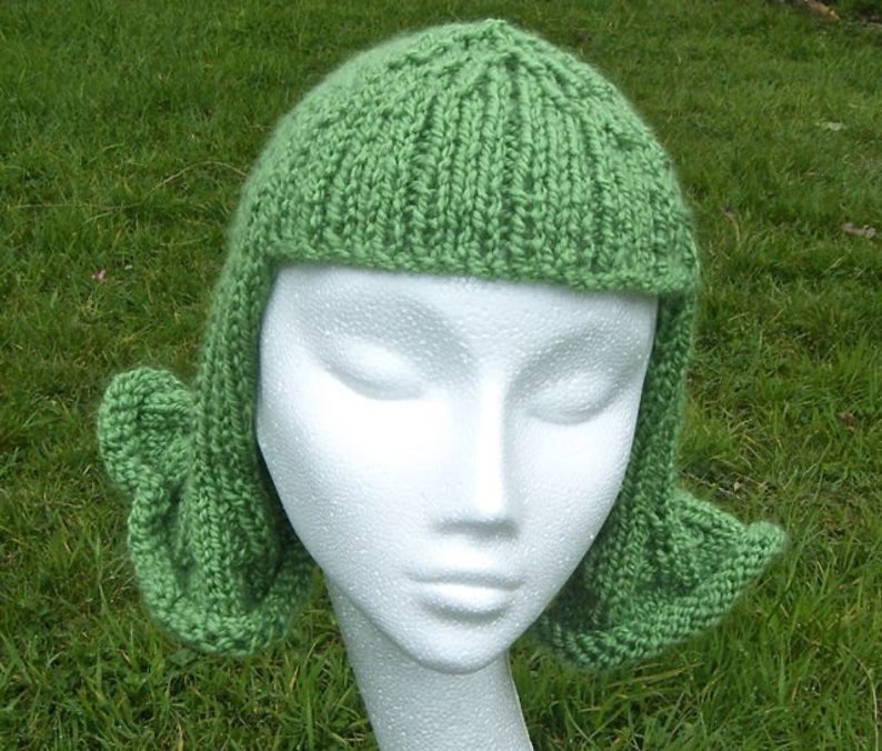Knit & Crochet Hats & Wigs Of All Kinds For Cosplay Fun All Year Long