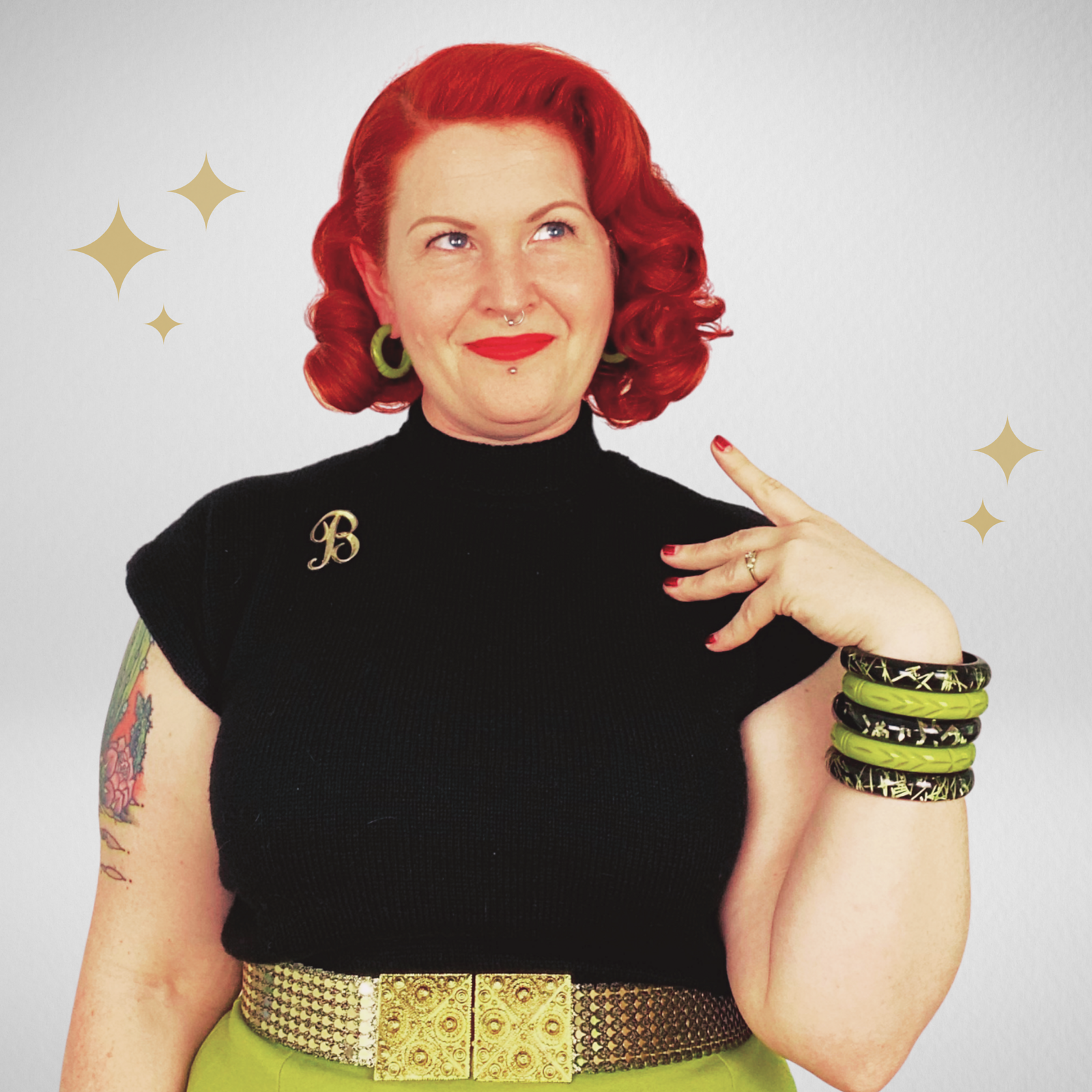 Rewritten & Revitalized, This Free Pattern Is Inspired By 1950s Fashion … Meet This Must-Make!