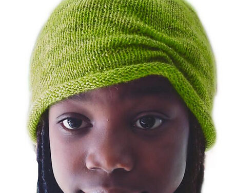 Light and Airy Slouchy Hat Designed By Vera Sanon … So Sweet!