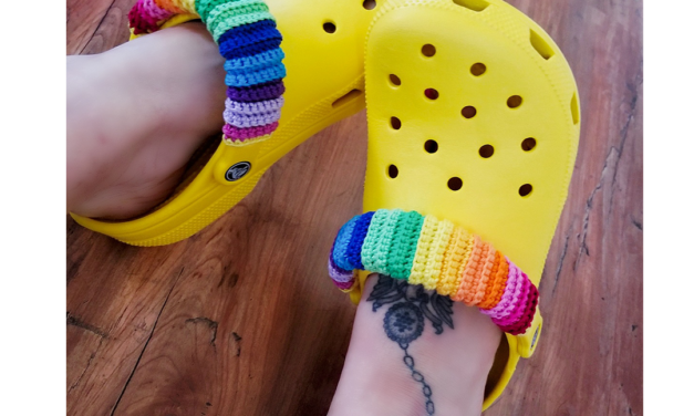 Hey You Croc-Lovin' Crocheters … This FREE Pattern Is For YOU!