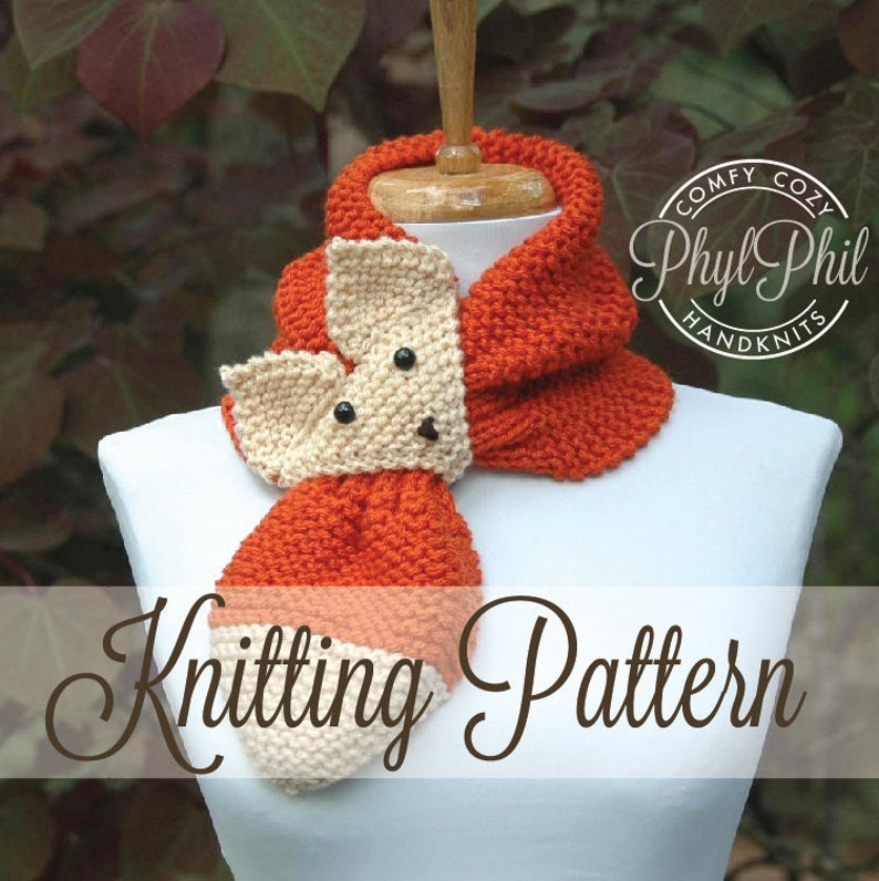 Designer Spotlight: The Very Best Knit & Crochet Fox Patterns ... A Collection Of My Favorites!