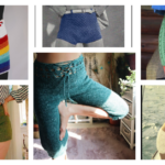 Knit & Crochet Shorts Are On Trend For 2021 … Save Your Pennies and Make Your Own!