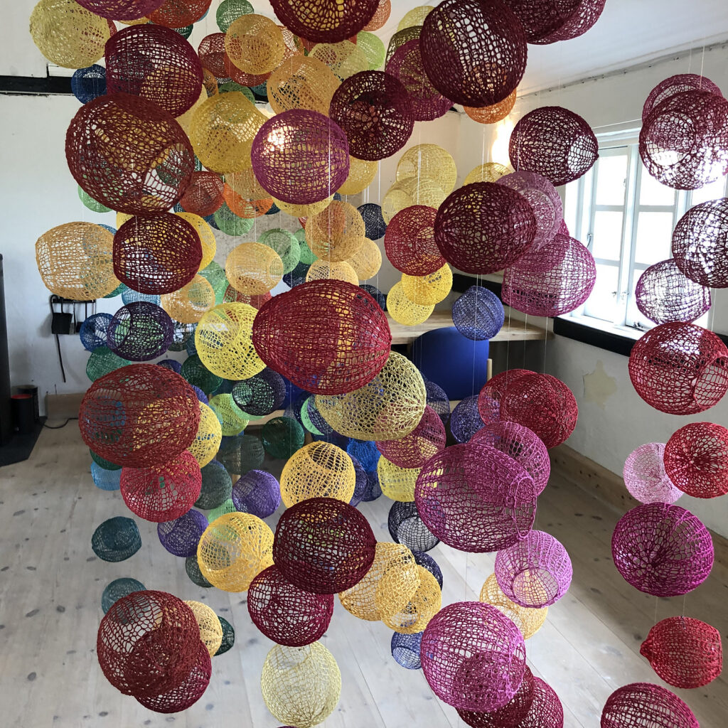You're Invited! Knit a 'Shadow' For a Massive Art Installation!