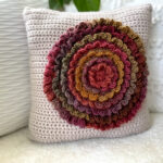 Crochet An Athena Accent Pillow For Your Home Or For The Perfect Housewarming Gift