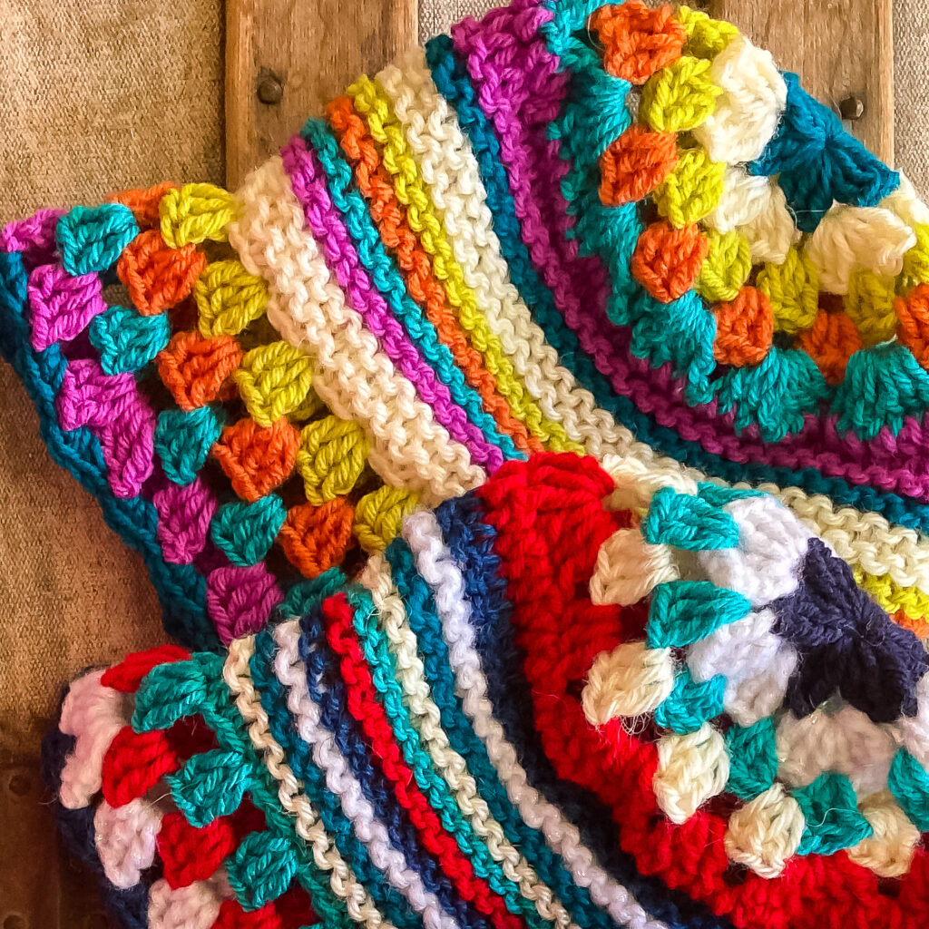 Super Cute Knit & Crochet Bucket Hat ... Must Make Stashbuster That's 100% On Trend For This Summer!