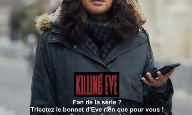 Knit Sandra's Oh's Iconic Slouchy Beret From Killing Eve