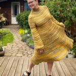 You Make Me Want To Knit Dresses … Meet The Latest Dress Design From Raimonda Bagdoniene of Loose Loop