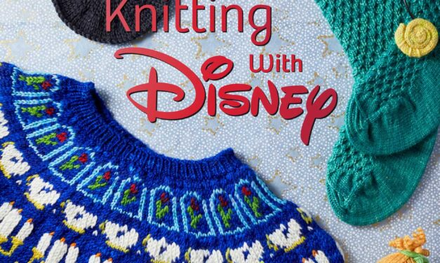 NEW BOOK: Pre-Order Your Copy of 'Knitting With Disney' From Tanis Gray