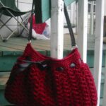 Christmas In July … Crochet a Stylish Nordstrom Hobo Bag Designed By Dao Lam