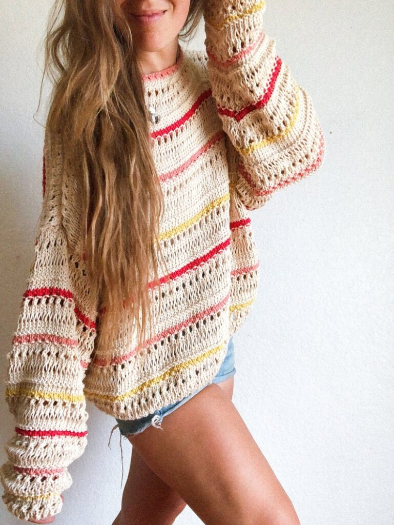 Knitting Patterns designed by Bethany Byman of Happy Love Co. #knitting