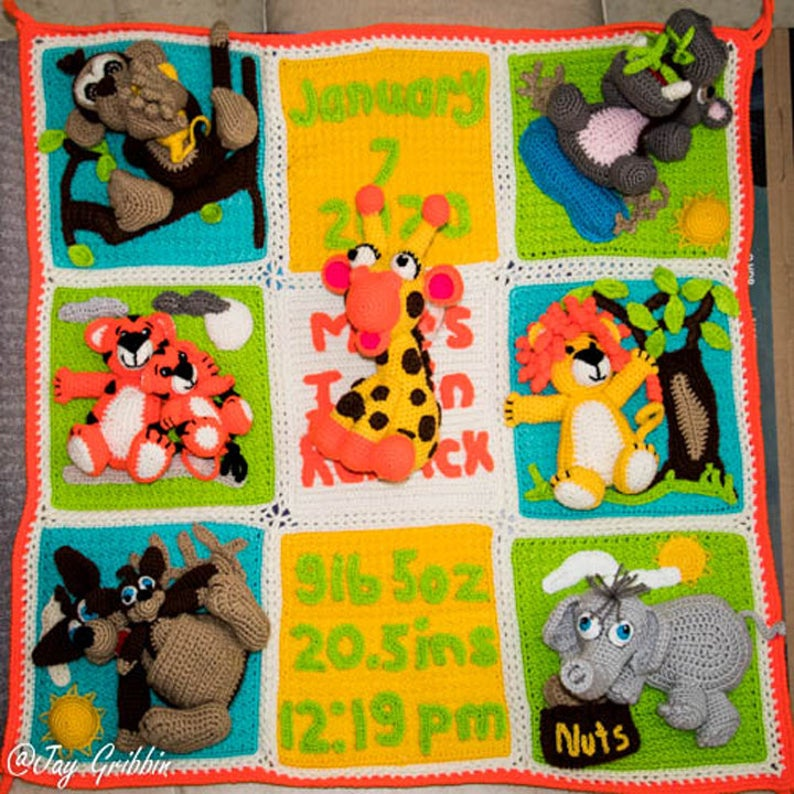 patterns designed by Robin A Gribbin from RAG Designs