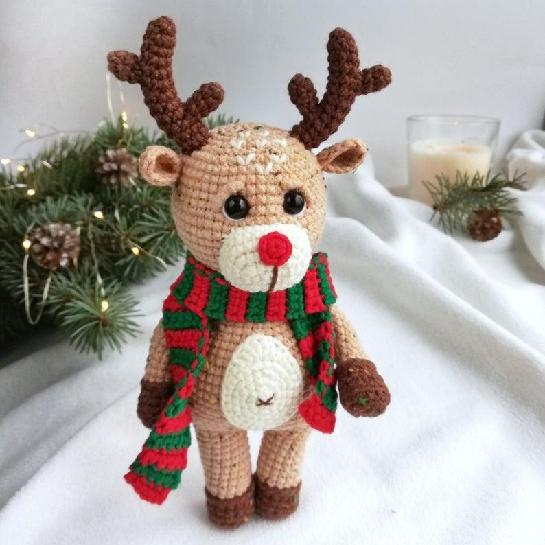 designed by designed by Svetlana of Fayni Toys #crochet