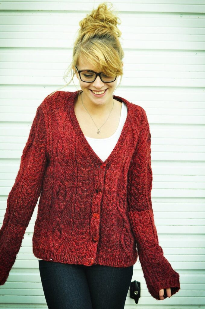Knit Patterns Designed By Ruth Maddock