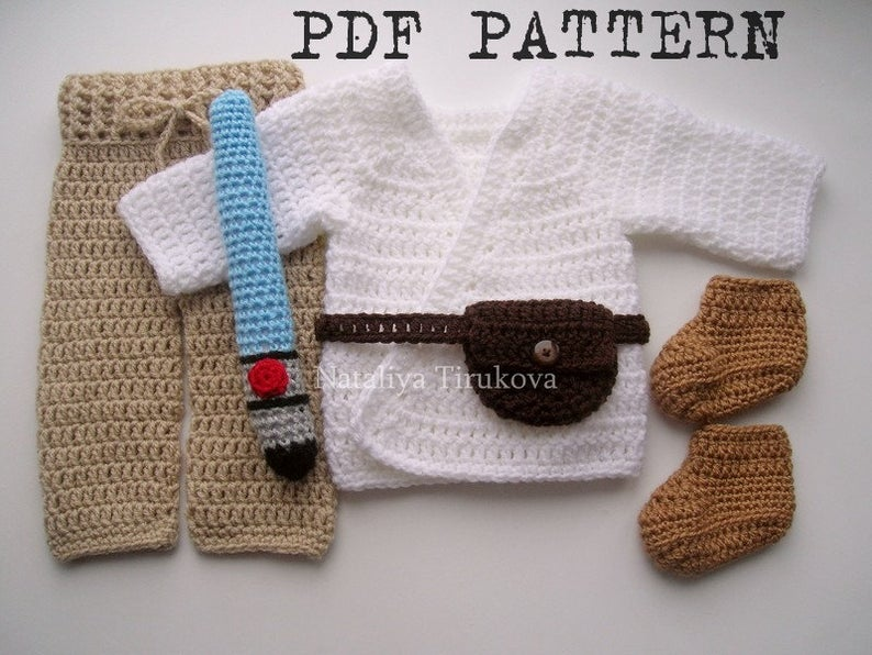 Star Wars crochet patterns #crochet #starwars