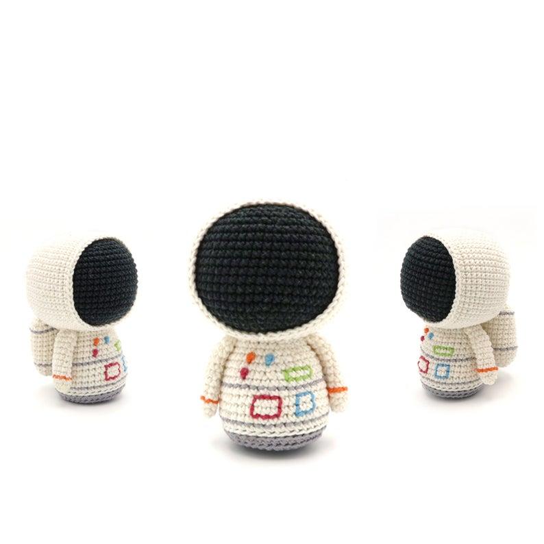 amigurumi patterns designed by RoKiKi
