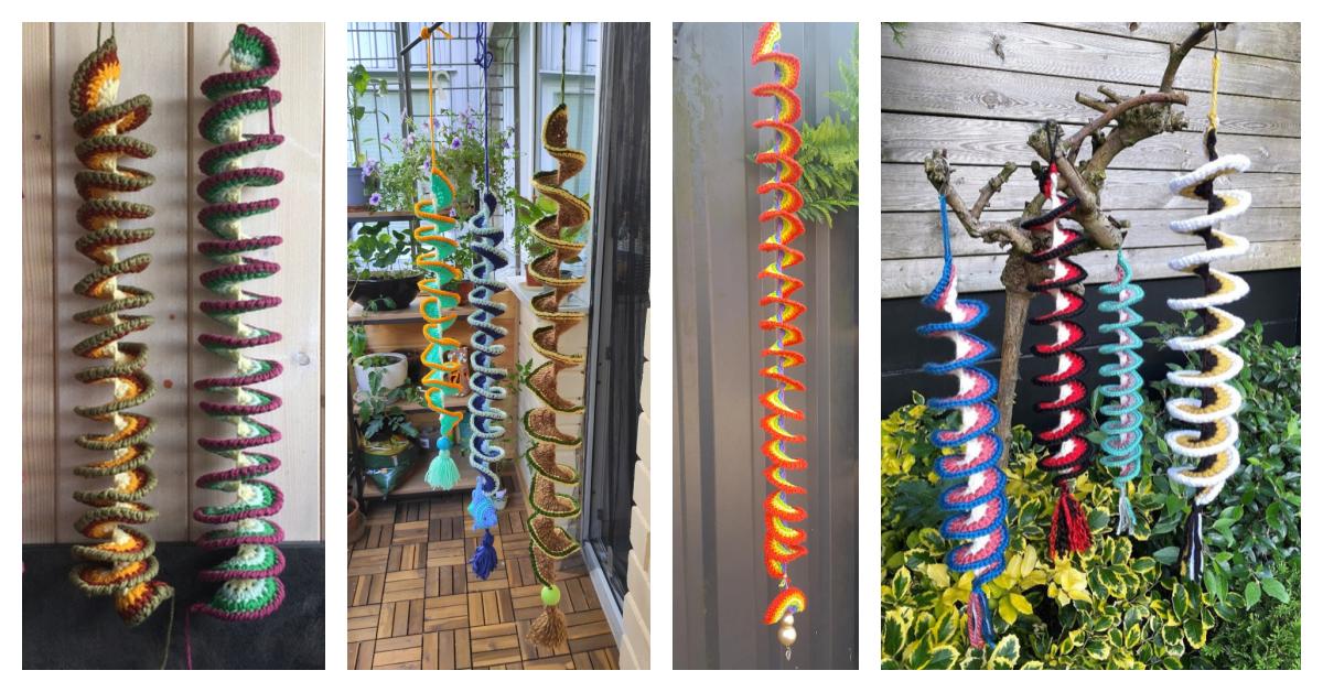 Designer Spotlight: The Best Colorful Spinner Patterns For Crocheters!