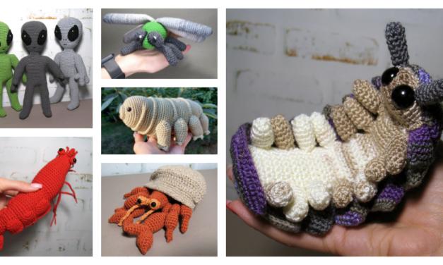 Designer Spotlight: Curious Crochet Pet Patterns By Anna Sytnikova
