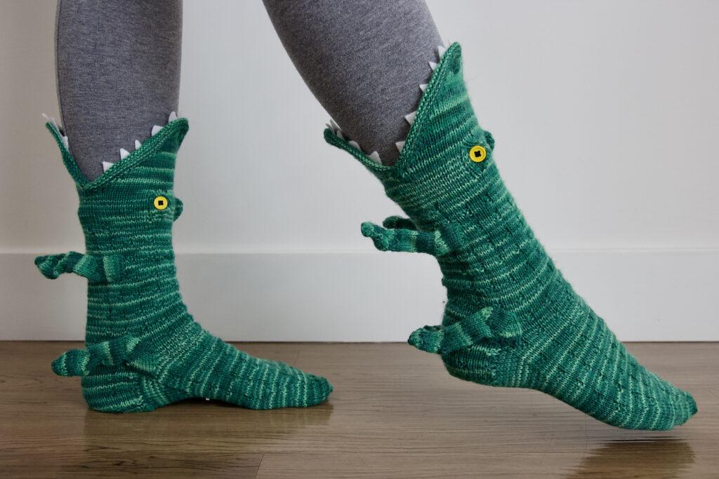 Sock Patterns Designed By Emma Burmedez
