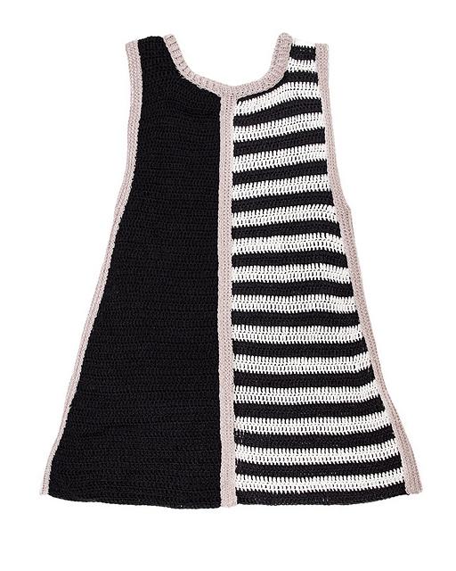 Free Pattern! Crochet a 'Not A Phase' Dress Designed By Moa Blomqvist