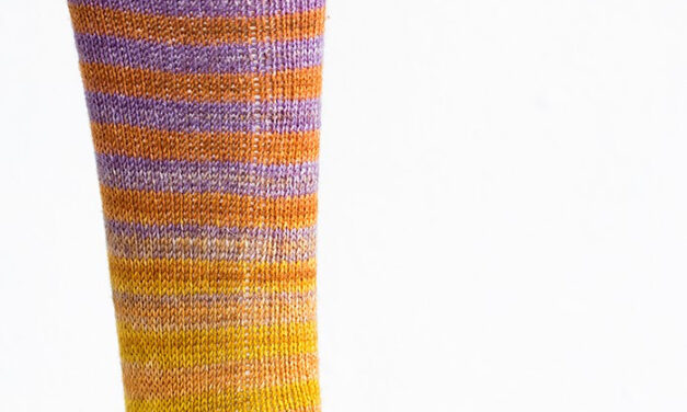 Knit a Pair of Mahalle Top Down Socks To Go With This Sweater Weather …