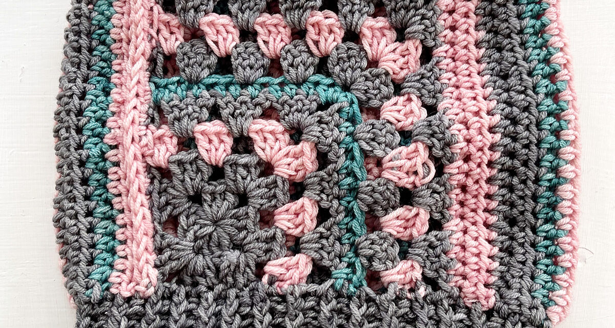 Crochet A Mod Cowl With A New Pattern From Vickie Howell … Now This Is Unique!
