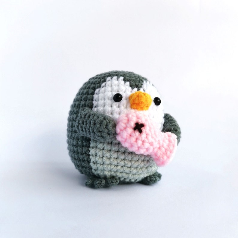crochet patterns by designed by Pei Ying Tee aka Day Dreaming Maker #crochet #amigurumi
