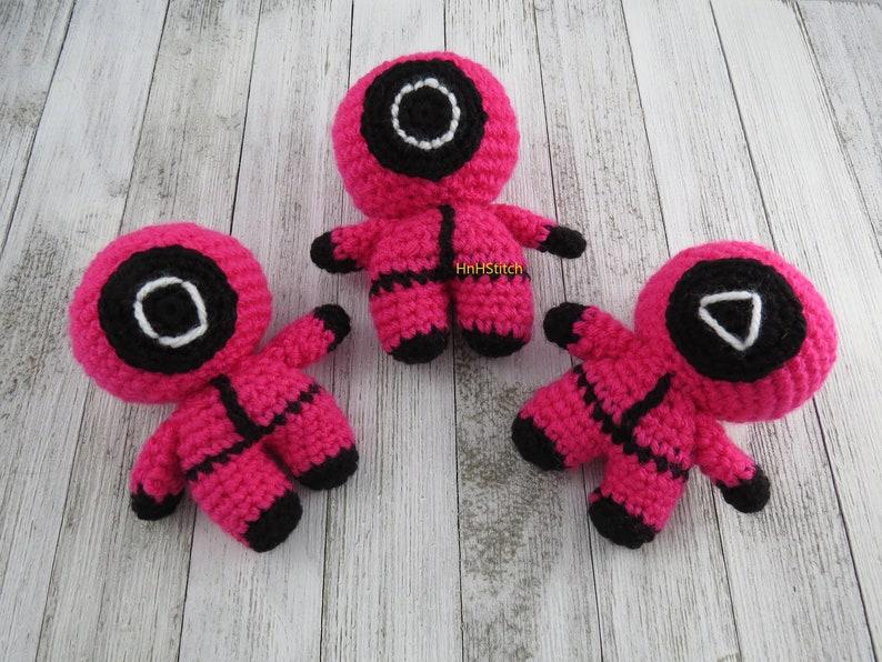 Squid Game Pattern Round-Up!